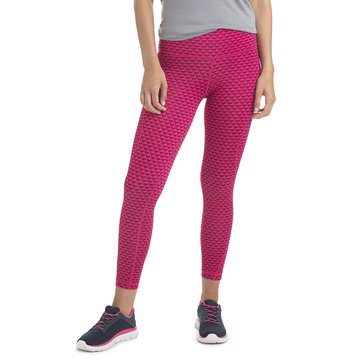Vineyard Vines Whale Tail Performance Legging in Beet Red