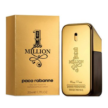 Paco Rabbane One Million Eau de Toilette