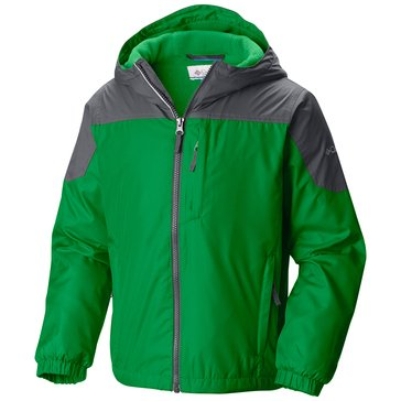 Columbia Little Boys' Ethan Pond Jacket, Green