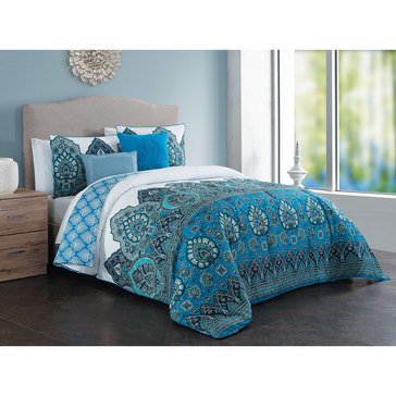 Livia 5-Piece Comforter Set - Queen