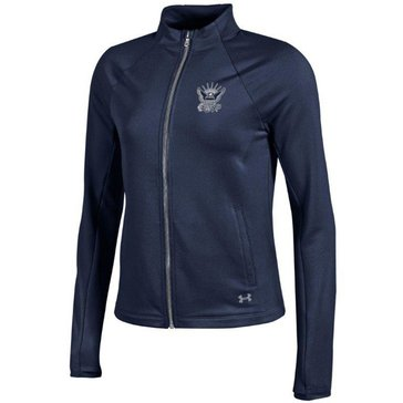 Under Armour Women's Navy 1/4 Zip Top