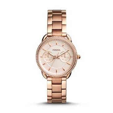 Fossil Women's Tailor Gold Watch, 35mm