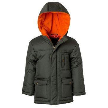 Ixtreme Big Boys' Anorak Jacket, Green