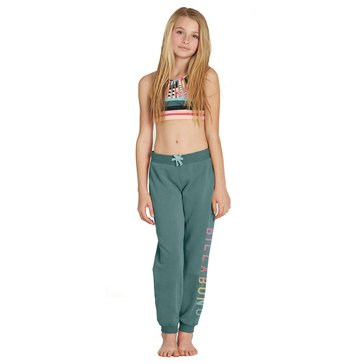 Billabong Big Girls' Time Wrap Joggers, Sugar Pine