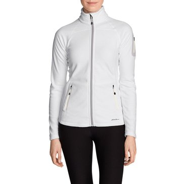 Eddie Bauer Women's Cloudlayer Full Zip Fleece