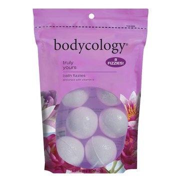 Bodycology Truly Yours Bath Fizzies, 8ct