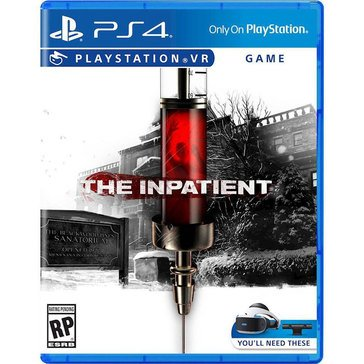 PS-VR The Inpatient