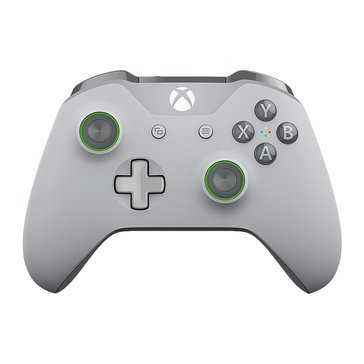 XBox One Wireless Controller Gray/Green