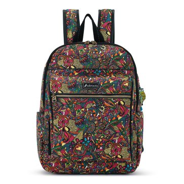 Sakroots Cargo Backpack Rainbow Spirit Desert