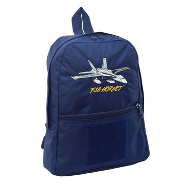 Flying Circle F-18 Blue Hornet Small Backpack