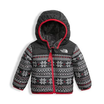 The North Face Baby Boys' Reversible Chimborazo Hoodie, Fair Isle
