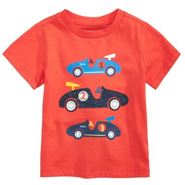 First Impressions Baby Boys' Cars Tee