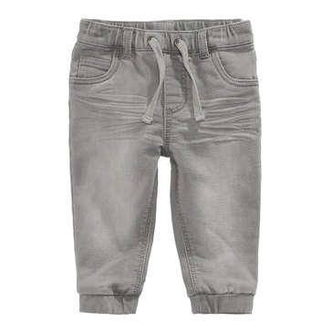 First Impressions Baby Boys' Denim Jogger Pants