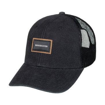 Quiksilver Men's Barnburner 6 Panel Hat
