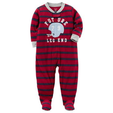 Carter's Toddler Boys' Fleece Pajamas, Football