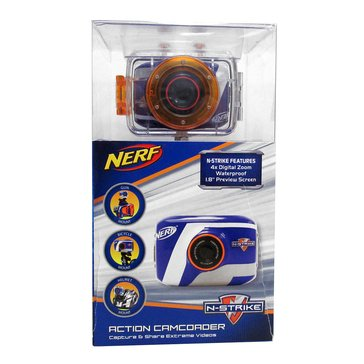 NERF Action Camera