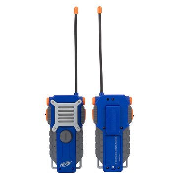 NERF 1000ft Walkie Talkies