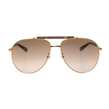Gucci Men's Sunglasses Metal 60mm