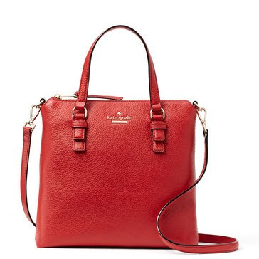 Kate Spade Jackson Street Hayley Crossbody Red Carpet