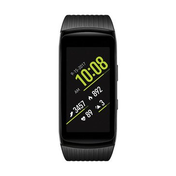 Samsung Gear Fit2 Pro Smartwatch, Black - Small