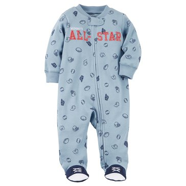 Carter's Baby Boys' Sleep N' Play, Mommy's All-Star