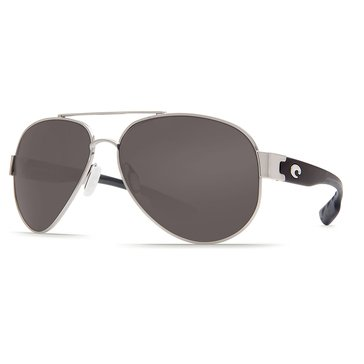 Costa Del Mar Unisex South Point Sunglasses Polarized 59mm