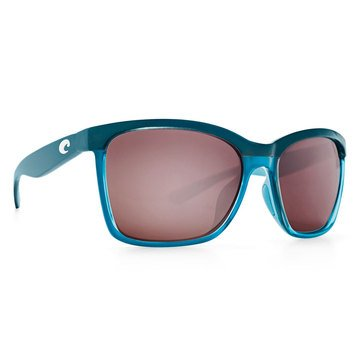 Costa Women's Anaa Sunglasses ANA152 OSCP, Polarized 55.4mm