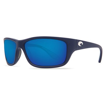 Costa Del Mar Unisex Tasman Sea Polarized Sunglasses Matte Blue 2.9mm