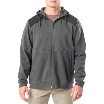 5.11 Tactical Men's Armory Jacket In Charcoal/Black