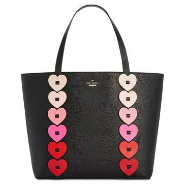 Kate Spade Yours Truly Ombre Heart Tote