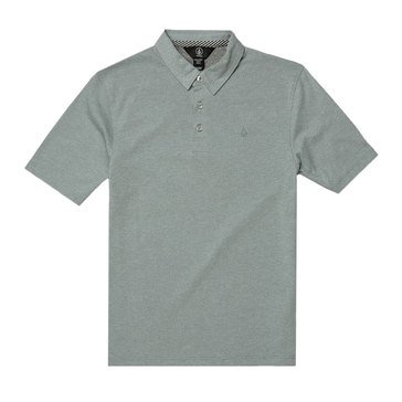 Volcom Big Boys' Wowzer Polo, Navy