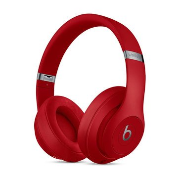 Beats by Dre Studio 3 Wireless Headphones-Red