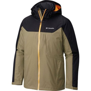 Columbia Men's Whirlibird II Interchange Jacket in Sage