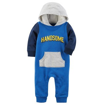 Carter's Baby Boys' Handsome Jumpsuit