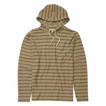 Billabong Men's Flecker Pullover Stripe Lightweight Hoodie