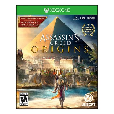 XBox One Assassins Creed: Origins