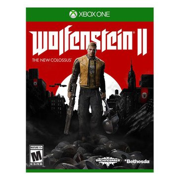 XBox One Wolfenstein 2: The New Collossus