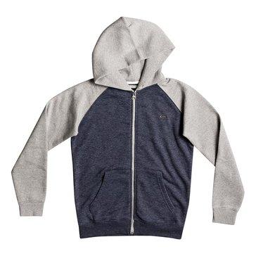 Quiksilver Big Boys' Everyday Hoodie, Navy