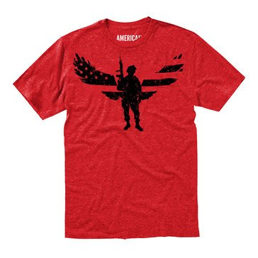 American Tribute R.E.D Wings Unisex Tee