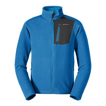 Eddie Bauer Men's Cloud Layer Pro Full-Zip Fleece Jacket