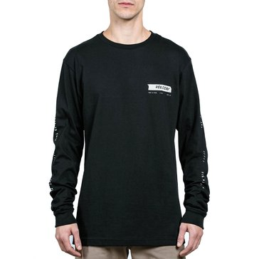 Volcom Men's Distort Long Sleeve Tee