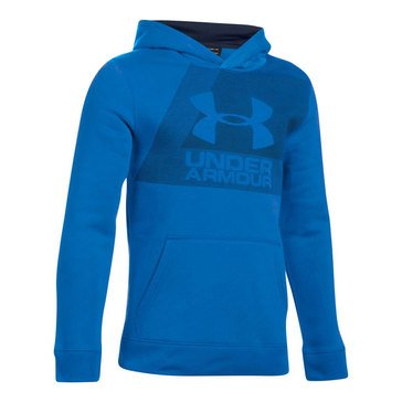 Under Armour Big Boys' Sports Style Hoodie, Brown