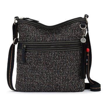 The Sak Lucia Crochet Crossbody Urban Static