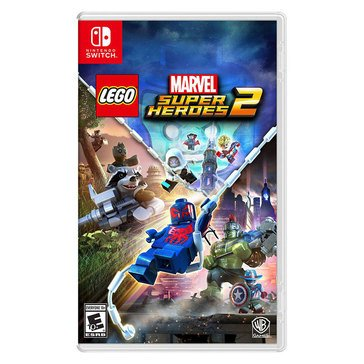 Switch LEGO Marvel Superheroes 2