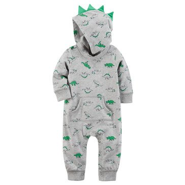 Carter's Baby Boys' Dino Jumpsuit
