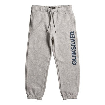 Quiksilver Little Boys' Track Pants, Grey