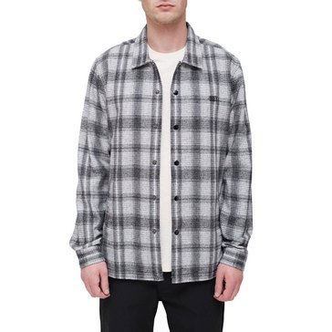 Obey Men's Whitter Plaid Jacket
