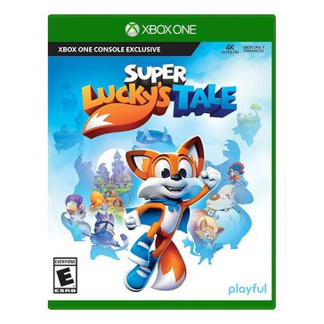 Xbox One Super Lucky's Tale