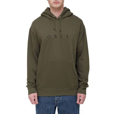 Obey Men's Distant Fleece Jacket
