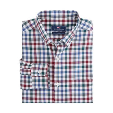 Vineyard Vines Tin House Check Classic Murray Shirt